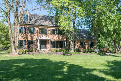 Single Family Home For Sale: 706 Evergreen Rd