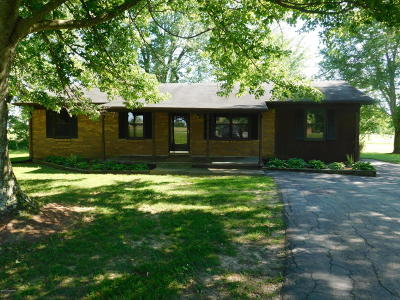 Clarkson Single Family Home For Sale: 1525 Millerstown Rd