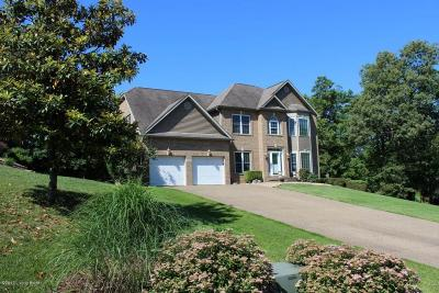 Elizabethtown Single Family Home For Sale: 2541 Chatsworth Dr