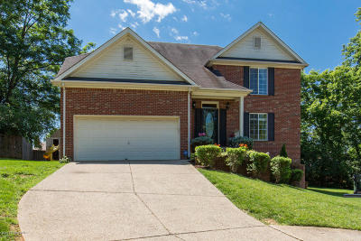 Jeffersontown Single Family Home For Sale: 8402 Biggin Hill Ln