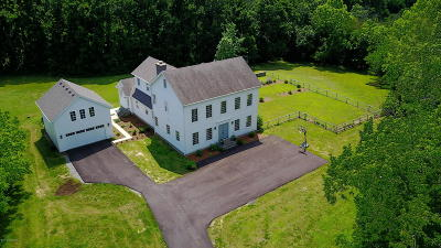 Shelby County Farm For Sale: 799 Conner Station Rd