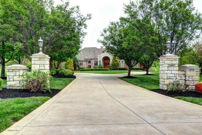 Oldham County Single Family Home For Sale: 3309 Hidden Springs Ln