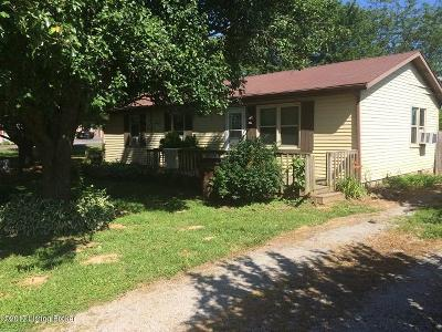 Trimble County Single Family Home For Sale: 832 Hwy 42 E