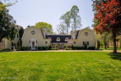 Bullitt County Single Family Home For Sale: 251 Hillock Dr