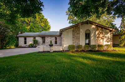 Jeffersonville Single Family Home For Sale: 6A Island View Dr