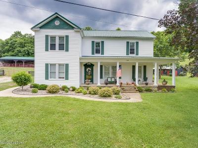 Bullitt County Farm For Sale: 418 Grigsby Ln