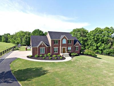 Simpsonville Single Family Home For Sale: 5583 Shelbyville Rd