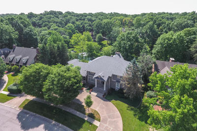 Single Family Home For Sale: 603 Woodlake Dr