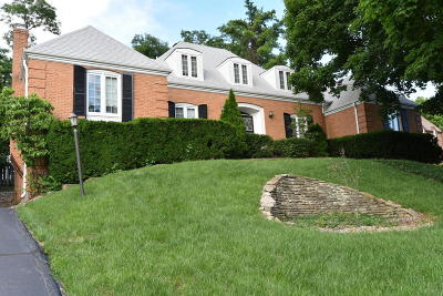 Highlands Single Family Home For Sale: 1506 Thackeray Dr