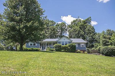 Elizabethtown Single Family Home For Sale: 1904 Oriole Dr