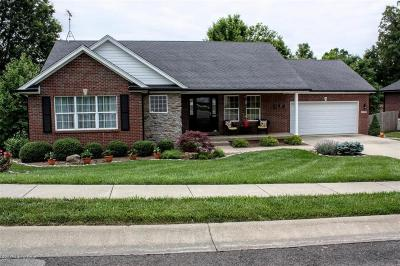 Hardin County Single Family Home For Sale: 628 Weston Dr