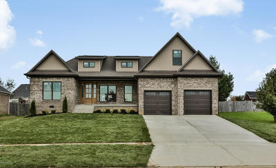Shelby County Single Family Home For Sale: 2810 Brassfield Cir