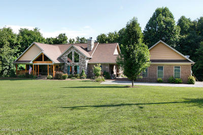 Bullitt County Single Family Home For Sale: 680 Timberline Dr