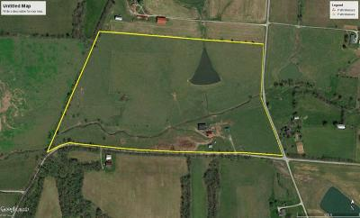 Shelby County Farm For Sale: 1710 Washburn Rd