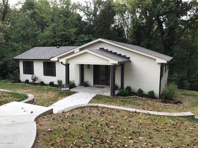 Crestwood Single Family Home For Sale: 6015 Summit View Ln