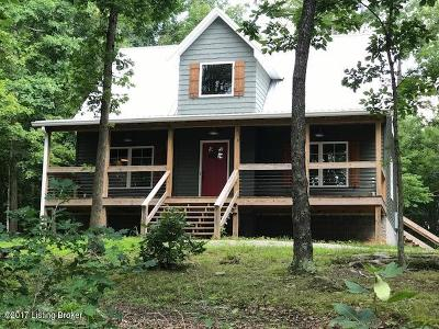 Edmonson County Single Family Home For Sale: 145 Red Rock Dr