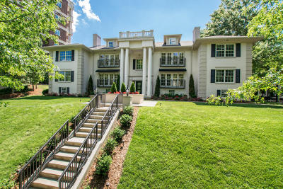 Highlands Condo/Townhouse For Sale: 1600 Cherokee Rd #1
