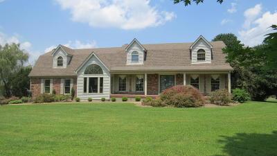 Shepherdsville Single Family Home For Sale: 510 Bells Mill Rd