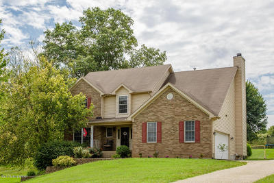 Oldham County Single Family Home For Sale: 4205 Winding Creek Rd