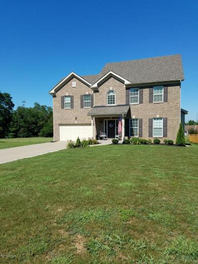 Oldham County Single Family Home For Sale: 2229 Morgan Ridge Ct