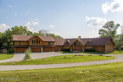 Oldham County Farm For Sale: 4000 Greenhaven Ln