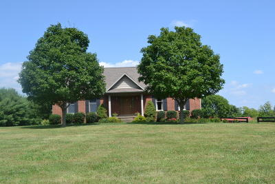 Shelby County Single Family Home For Sale: 1775 Bellview Rd