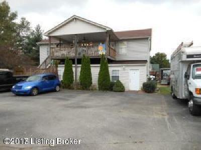 Bullitt County Multi Family Home For Sale: 1340 E Blue Lick