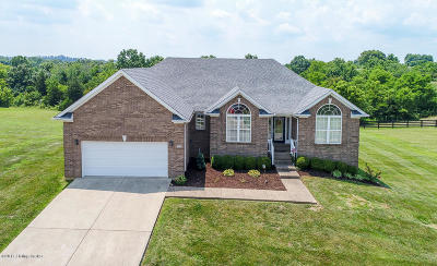 Taylorsville Single Family Home For Sale: 450 Oak Tree Way