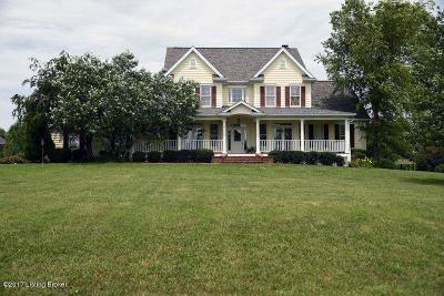 Crestwood Single Family Home For Sale: 5303 High Crest Dr