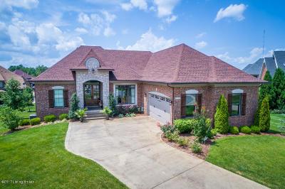 Louisville Single Family Home For Sale: 5210 Pebble Creek Pl