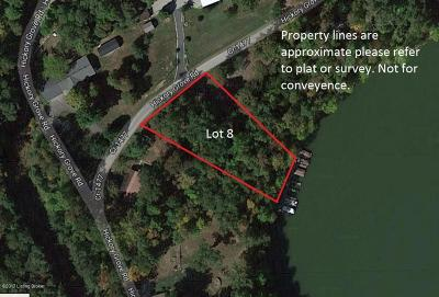 Leitchfield Residential Lots & Land For Sale: Lot 8 Hickory Grove Rd