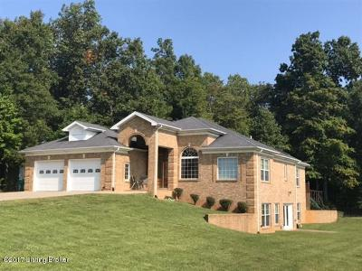Hardin County Single Family Home For Sale: 465 S Boundary Rd