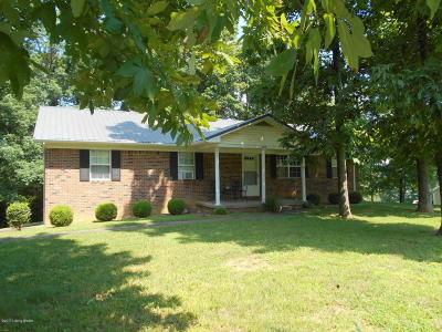 Leitchfield Single Family Home For Sale: 102 Shelton Dr