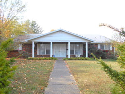 Leitchfield Single Family Home For Sale: 310 N English St