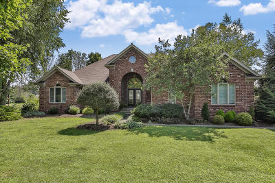 Shelby County Single Family Home Active Under Contract: 37 Plantation Dr