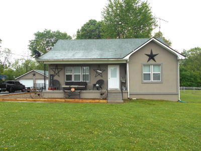 Leitchfield Single Family Home For Sale: 3179 Owensboro Rd