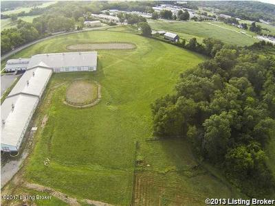 Louisville Farm For Sale: 2612 S English Station Rd