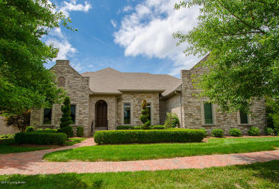 Louisville Single Family Home For Sale: 411 Buckland Trace