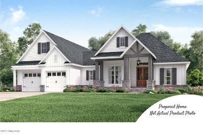 Single Family Home For Sale: 1808 Grand Villa Dr