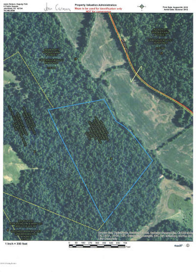 Caneyville Residential Lots & Land For Sale: Ready Rd