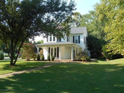 Leitchfield Single Family Home For Sale: 311 W Walnut St