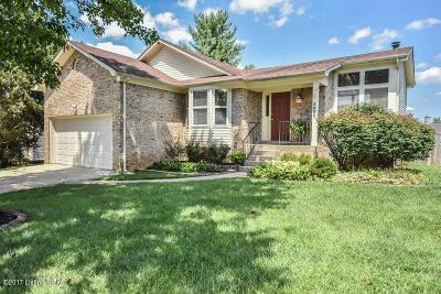 Jeffersontown Single Family Home For Sale: 3923 Vantage Pl
