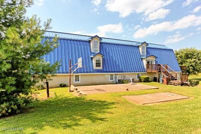 Spencer County Farm For Sale: 145 Hill Valley Dr