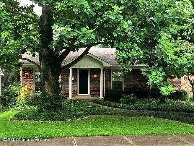 Louisville Rental For Rent: 3218 Mid Dale Ln