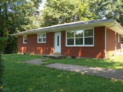 Leitchfield Single Family Home For Sale: 711 W Main St