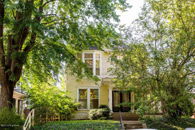 Louisville Single Family Home For Sale: 1651 Beechwood Ave