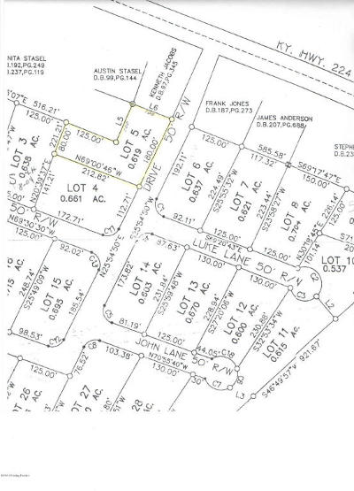 Clarkson Residential Lots & Land For Sale: Matthew Dr