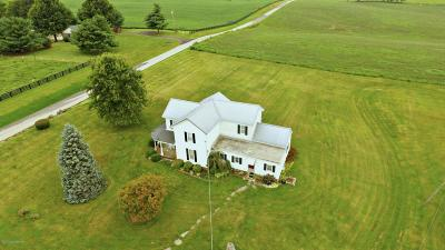 Shelby County Single Family Home For Sale: 792 Buzzard Roost Rd