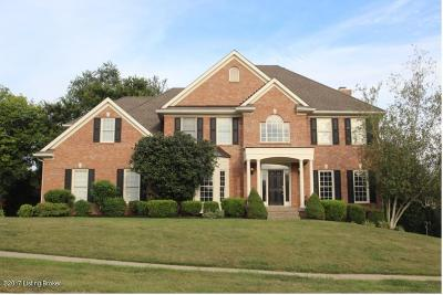 Oldham County Single Family Home For Sale: 12802 Crestmoor Cir