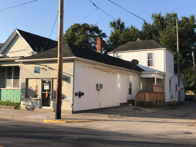 New Albany Multi Family Home Pending: 613 Vincennes